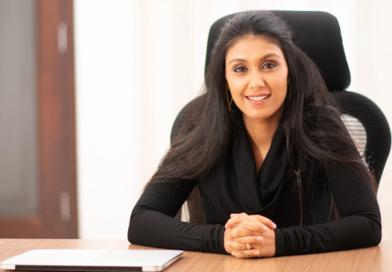 नेपोटीझम नव्हे तर केवळ स्वतःच्या कर्तृत्वावर भारताच्या मोठ्या आयटी फर्मचं नेतृत्व करणारी महिला!