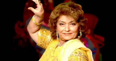 saroj khan featured inmarathi