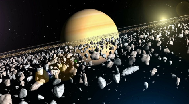 सुंदर कडे, माणसालाही उडता येईल असा चंद्र…आणि बरंच काही…'शनिग्रह' एक रोचक प्रकरण आहे!