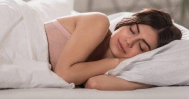 sleeping girl inmarathi