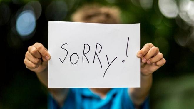 sorry inmarathi