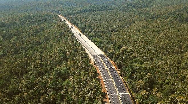 wildlife underpass inmarathi