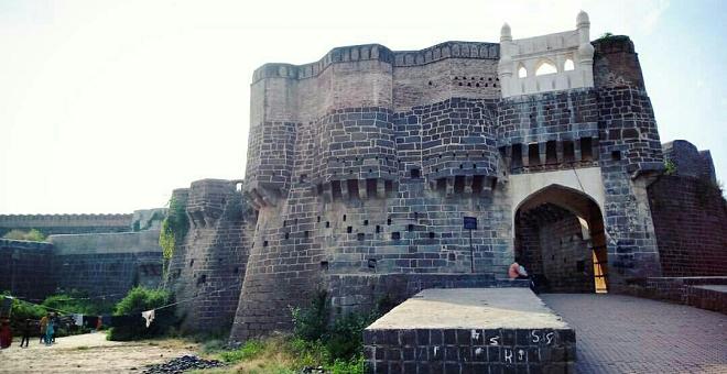 ausa fort inmarathi