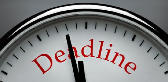 deadline inmarathi