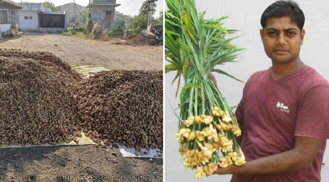 devesh patel farming inmarathi