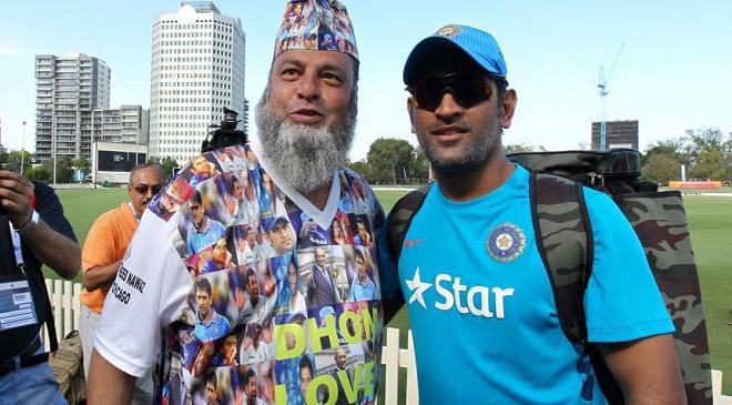 dhoni fan featured 2 inmarathi