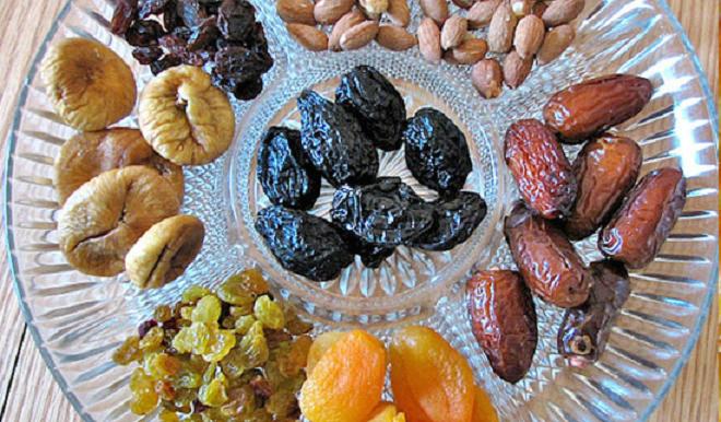 dry fruits inmarathi