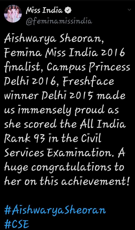 femina-miss-india-tweet-1 inmarathi