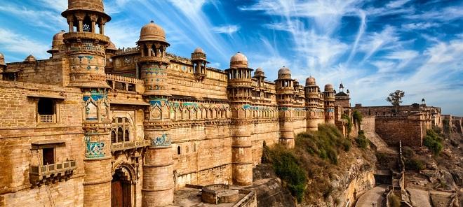 gwalior fort inmarathi