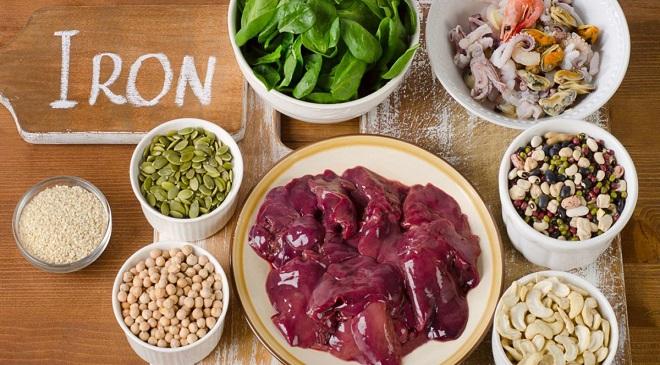 iron rich foods IM