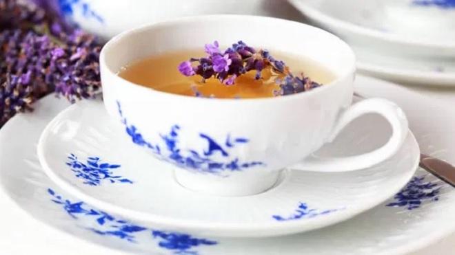 lavendar tea inmarathi