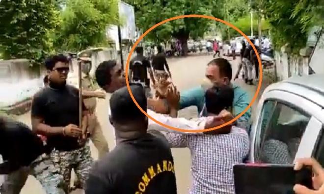 police beat inmarathi