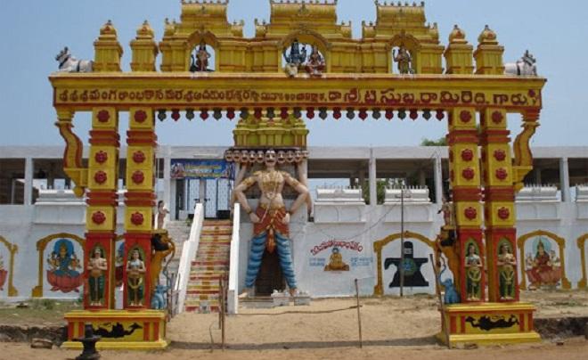 ravan temples india inmarathi