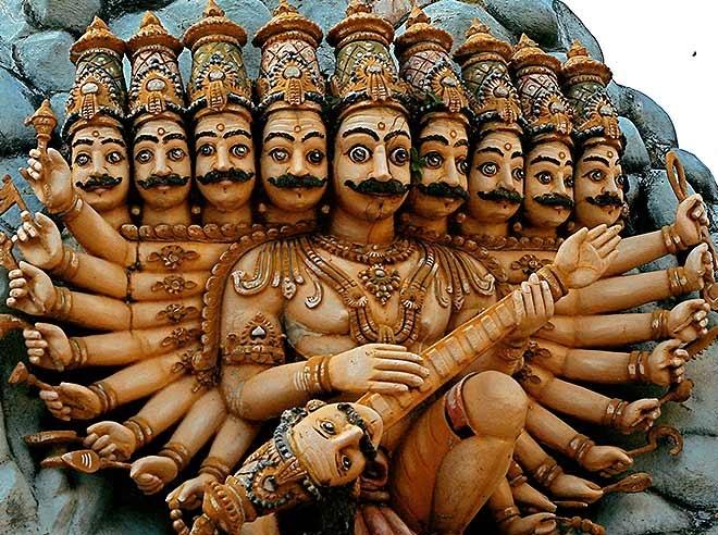 ravan temples india inmarathi5