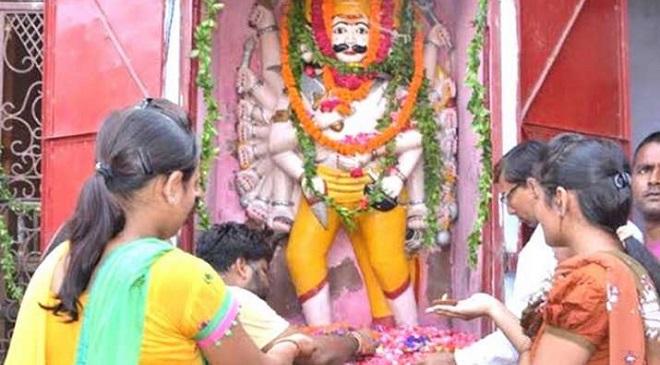 ravan temples inmarathi