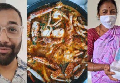 """लॉकडाउन : घरोघरी स्वयंपाकाचं काम करणारी महिला मालकाच्या मदतीने झालीये """"बिझनेस वुमन"""""""