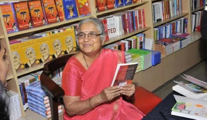sudha murty books inmarathi