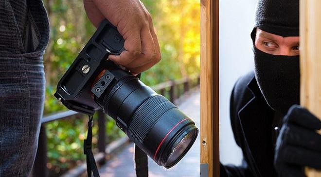 तुमचा हरवलेला DSLR कॅमेरा शोधण्याचे महत्वाचे ३ उपाय जाणून घ्या