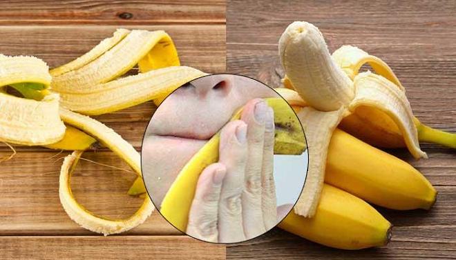 banana good for skin inmarathi