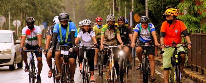 cycle inmarathi