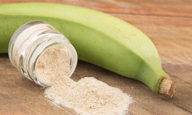 fibre in banana