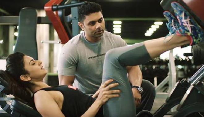 fitness inmarathi