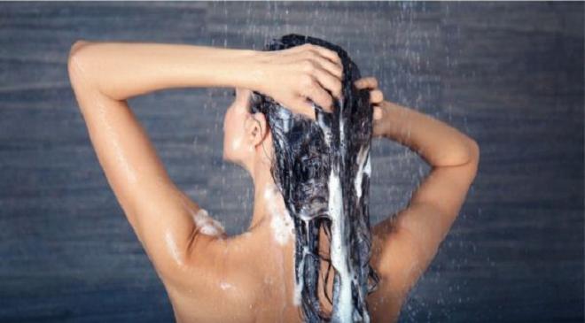 hair wash inmarathi