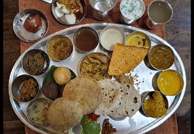 kesariya thali inmarathi