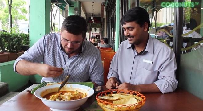 man eating inmarathi