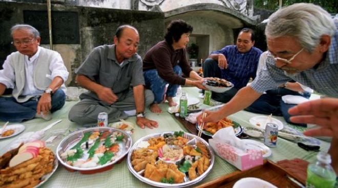 okinawa diet inmarathi
