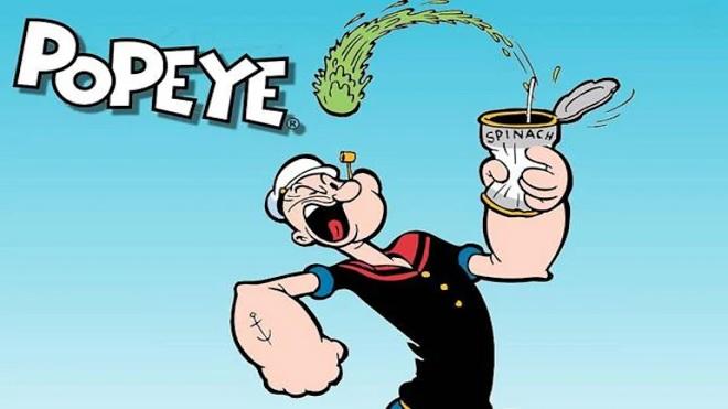 popeye cartoon inmarathi