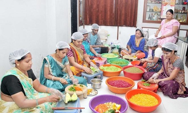 salad business inmarathi