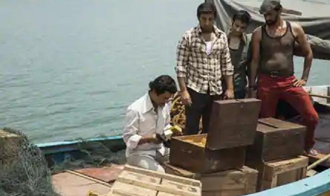smuggling inmarathi