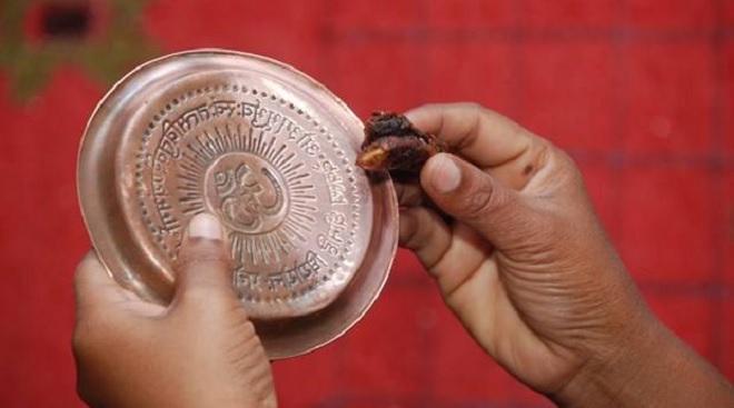 tamarind to clean inmarathi