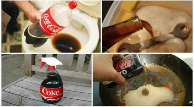 use of coke inmarathi