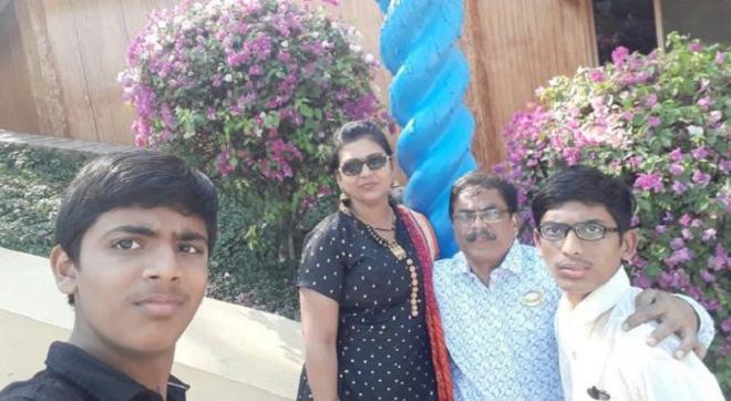 yash family inmarathi