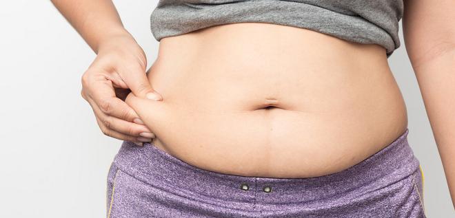 belly fat inmarathi