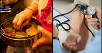 blood pressure inmarathi