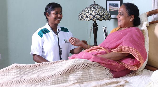 care taker inmarathi