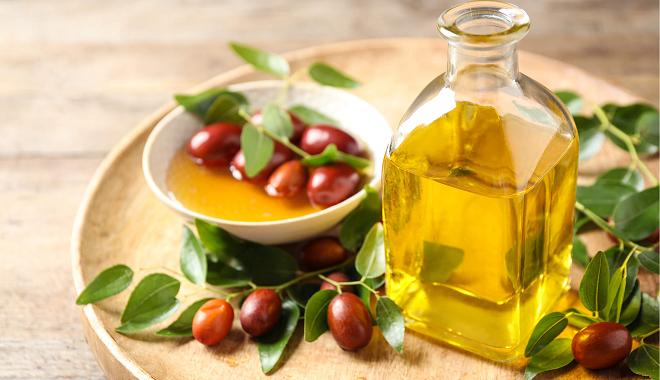 jojoba oil inmarathi