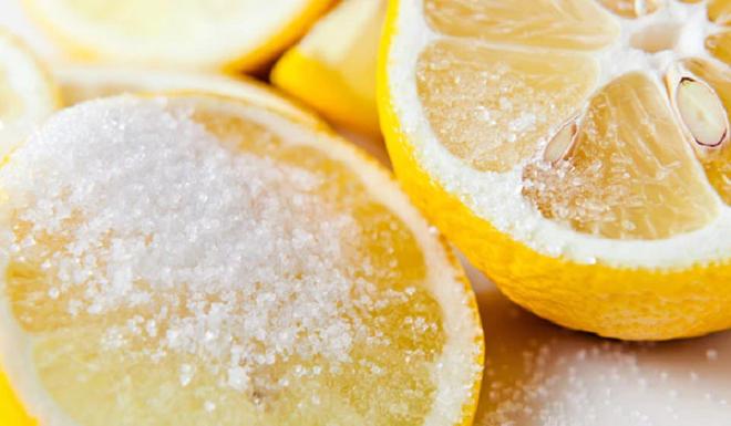 lemon sugar inmarathi