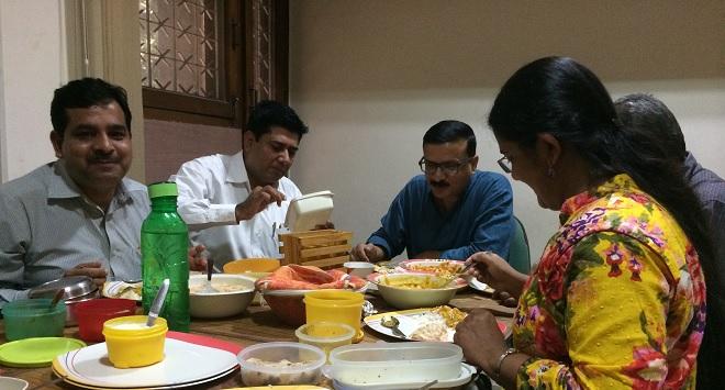 lunchbreak inmarathi