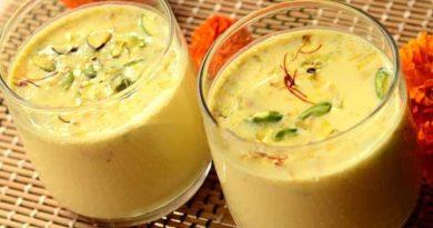 masala milk inmarathi