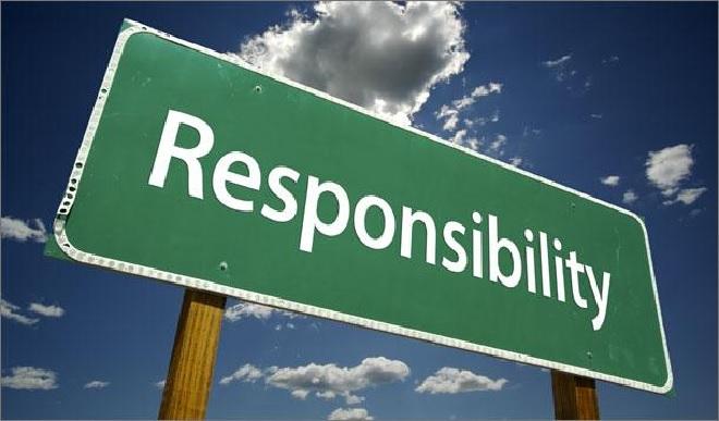 responsibility inmarathi
