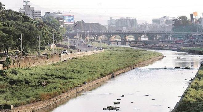shalmali pune mutha river inmarathi1