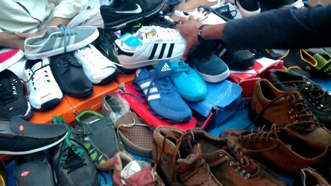 shoes inmarathi