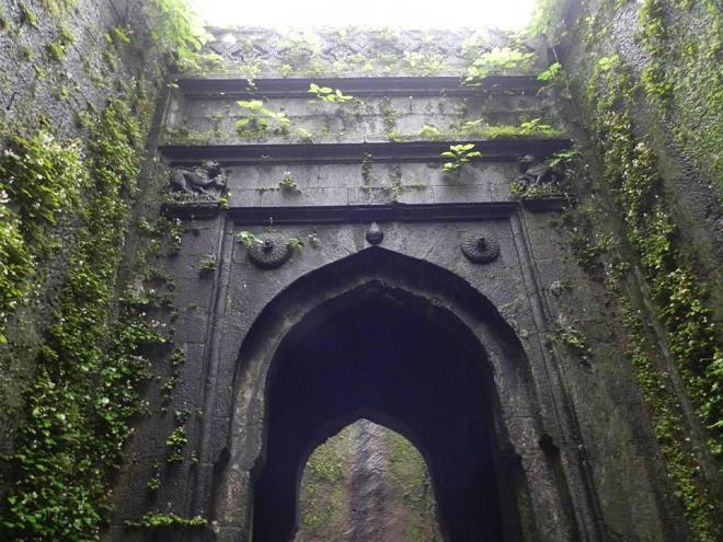 sudhagad entry inmarathi
