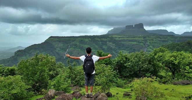 sudhagad trek inmarathi