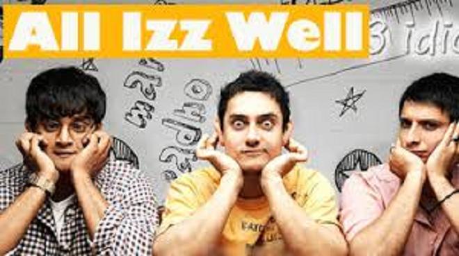 all izz well inmarathi