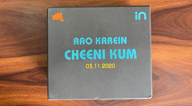 cheeni kum inmarathi